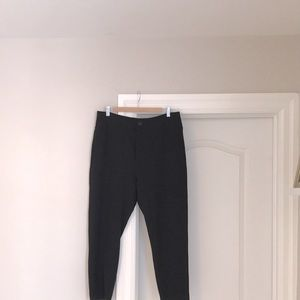 ZARA Black Pants.  Worn once. Size L.